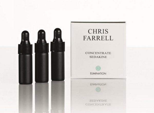 Chris Farrell Elimination Concentrate Sedakine 3 x 4 ml