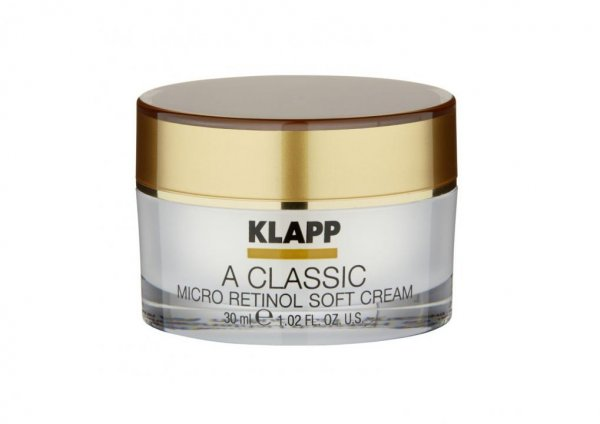 Klapp A Classic Micro Retinol Soft Cream, 30 ml product