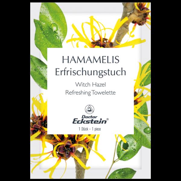 Dr. Eckstein Witch Hazel Refreshing Towelette, 14 Stück product