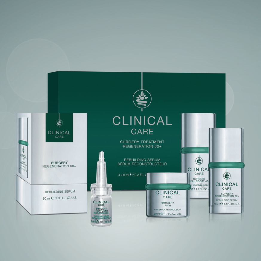 Clinical Care Heim Pflege Set