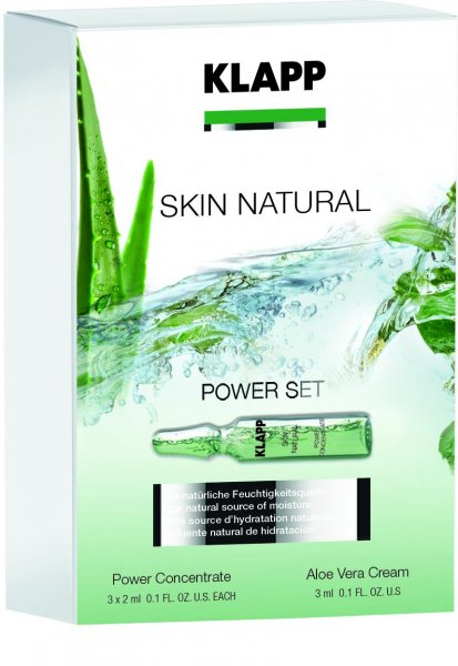 Power Set, 1 Stk - Skin Natural