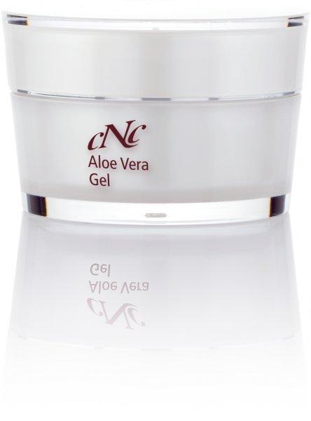 Aloe Vera Gel, 50 ml - classic - Tiegel